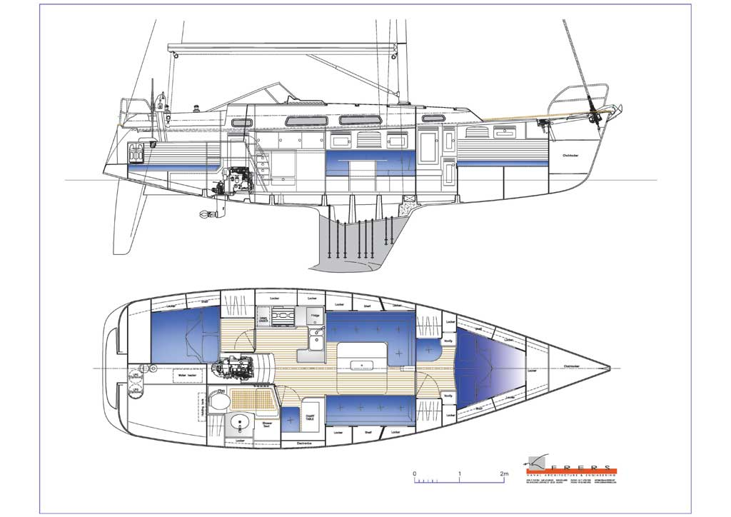 Hallberg-Rassy 372 - HR372interiordrawing.jpg