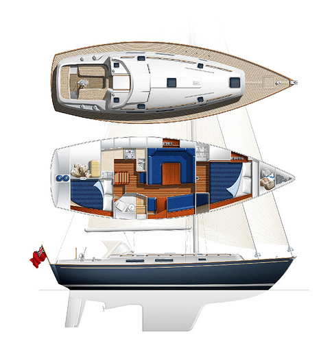 Rustler Yachts 37 - layout.png